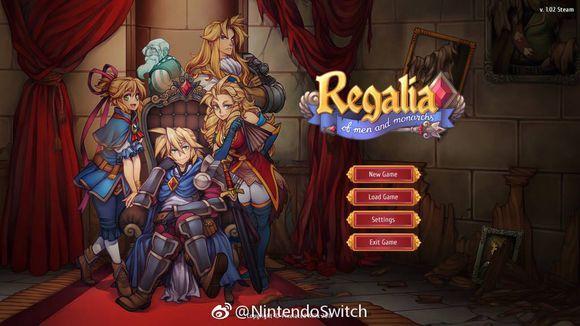 《王权:君与民》皇家版将登陆NS平台 Steam已发售