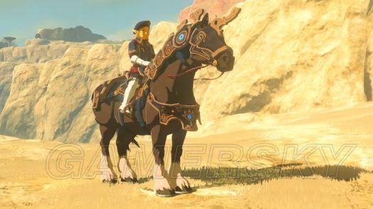 《塞尔达传说荒野之息》英杰之诗DLC全装备获得攻略