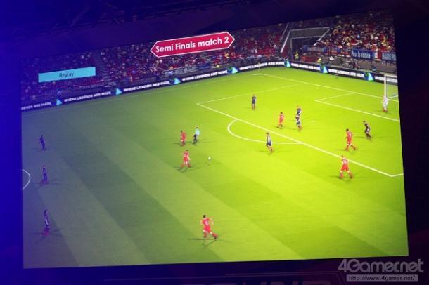法国选手夺冠《实况足球2018》世巡赛亚洲站赛况