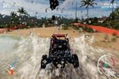 升级4K后《极限竞速:地平线3》X1X与PC画面对比
