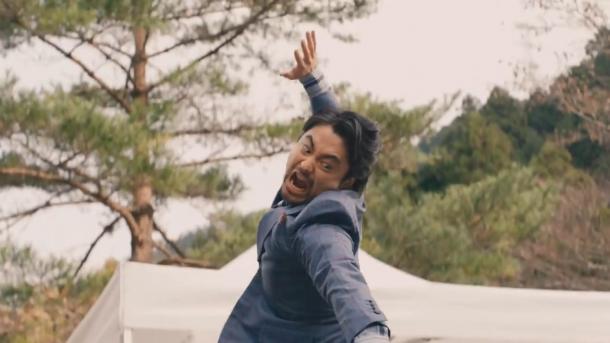 山田孝之鬼畜《猎人世界swf表情包动图:广告》怪物第二弹魔图片
