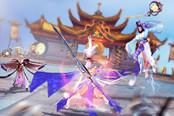 决战上古战场 《苍穹之剑 2》龙台竞技玩法来袭