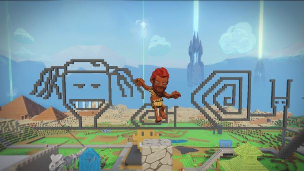 《方块方舟》公布最新宣传视频,游戏3月上架Steam