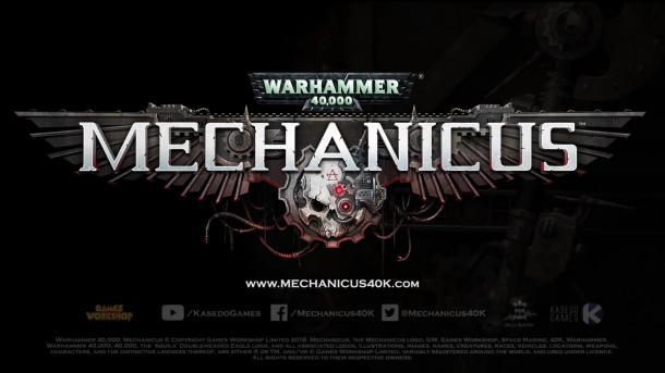 《战锤40K:机械神教》年内登陆PC 回合策略新作