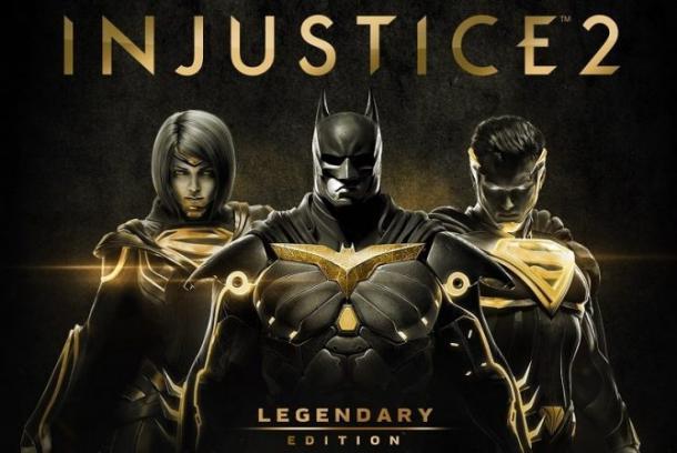 《不义联盟2》传奇版3月27日发售 收录所有角色
