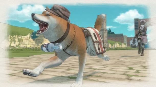 《战场女武神4》人物介绍视频 一女一狗救死扶伤