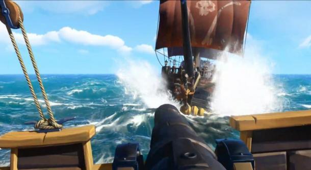 《盗贼之海》完整地图公布 再也不怕迷失在大海