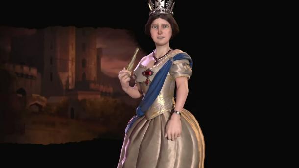 《文明6》春季更新公布 英格兰变强忠诚系统