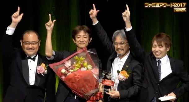 塞尔达与勇者斗恶龙11并列获得FAMI通年度游戏奖