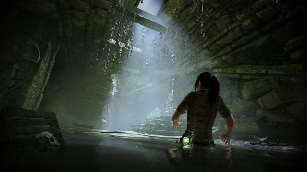 《古墓丽影:暗影》游戏截图曝光 劳拉战力爆表