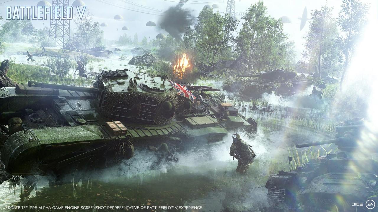 戰地5圖片