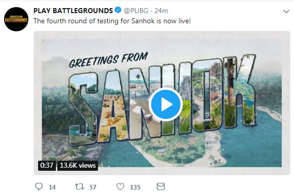 《绝地求生》新地图测试火爆宣传片 吉利服显神威