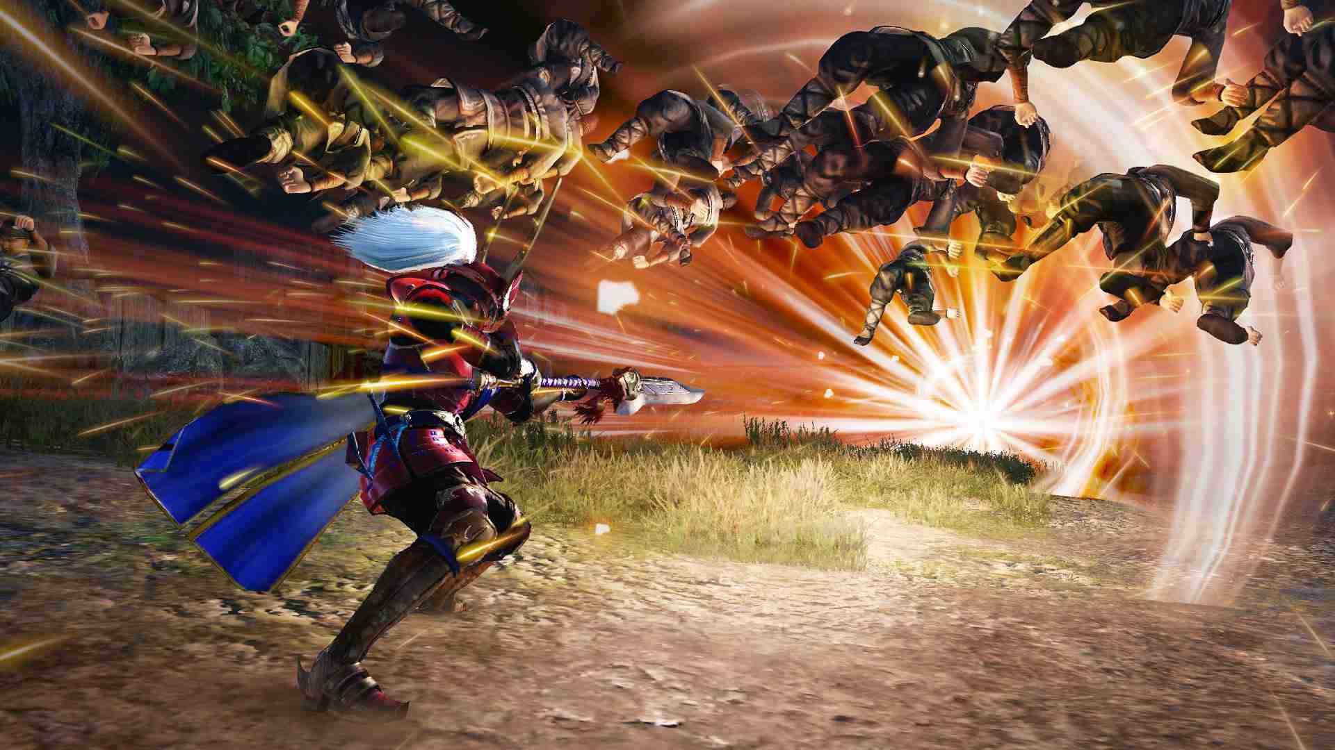 无双大蛇3:终极版图片