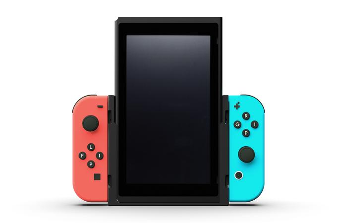 为复古游戏而生 Switch垂直显示插座项目开始众筹