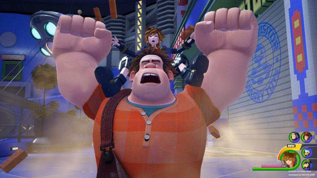 E3 2018:《王国之心3》上市日期公布 明年1月见