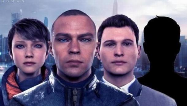《底特律:变人》原有四名主角 内容太多只能删掉