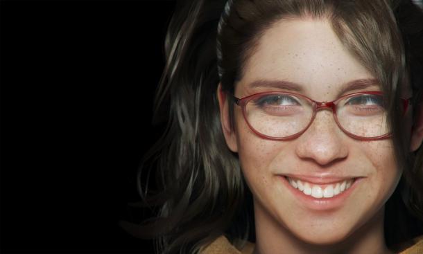 《鬼泣5》官方介绍妮可 顶尖的武器匠人之孙女