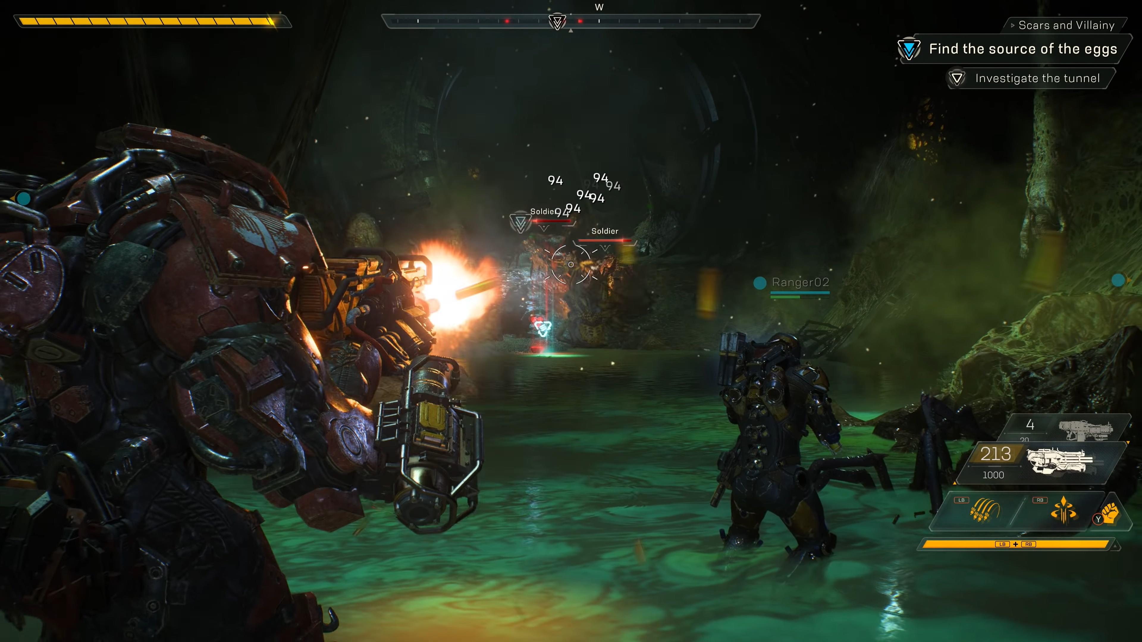 图片来自于今天BioWare官方分享的E3展完整Demo,4K分辨率