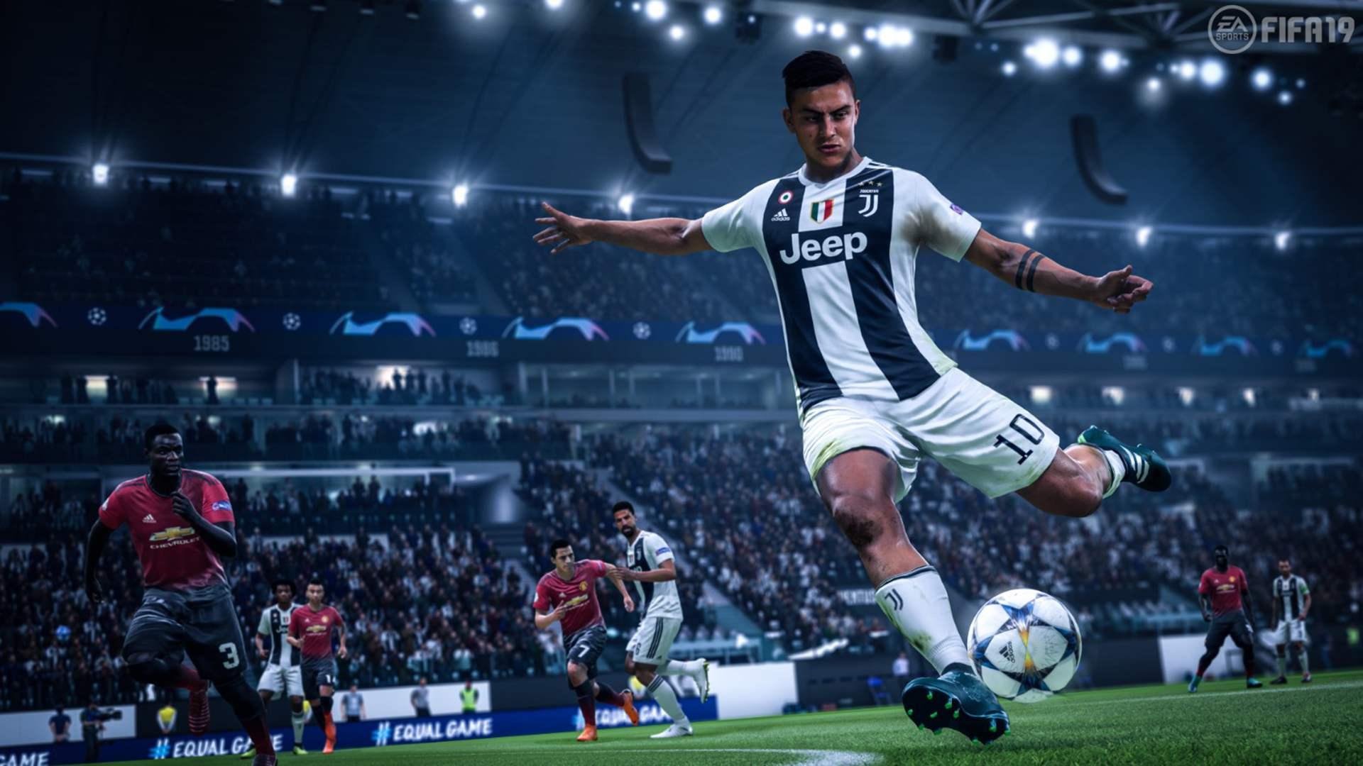 FIFA 19图片