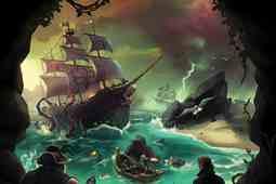 盗贼之海图片