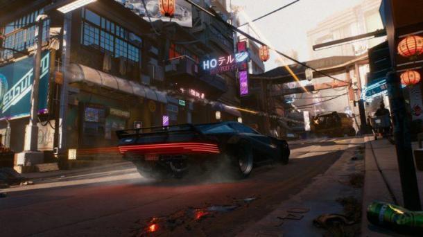 《赛博朋克2077》48分钟试玩内容与正式版并不相同