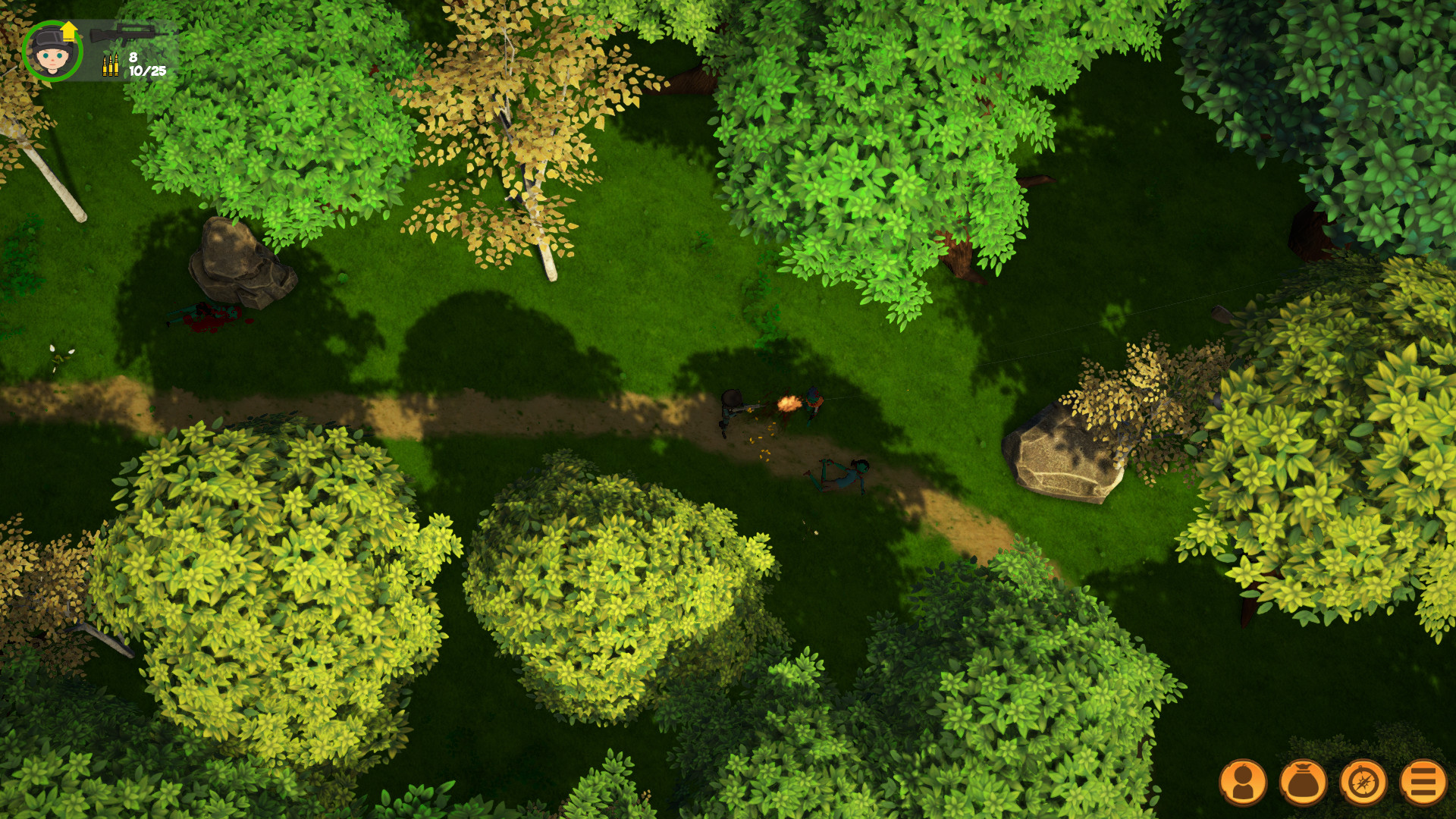 僵尸丛林2图片