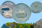 迷你世界:大神玩家制作的环保地图,看似平平无奇,却获616W下载!