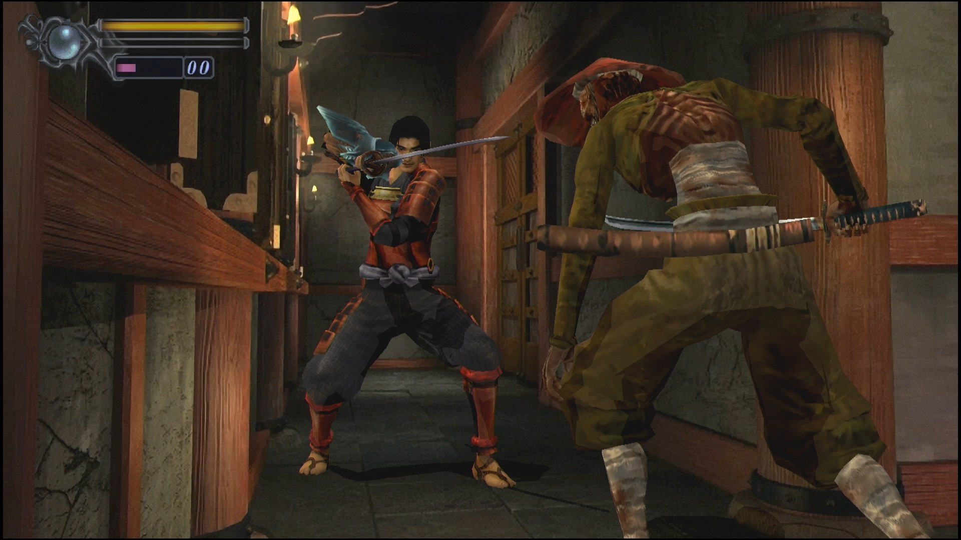 鬼武者HD复刻版图片