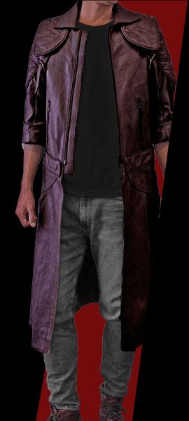 但丁外套值5.5万元?Capcom推天价《鬼泣5》限定版