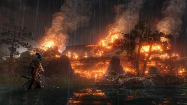 FromSoftware新作《只狼:影逝二度》 方块游戏亚太发行