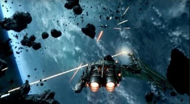两亿巨制《星际公民》免费试玩大成功!再吸金两百万