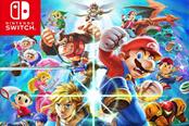 上周日本地区Switch游戏占据销量排行榜前六名
