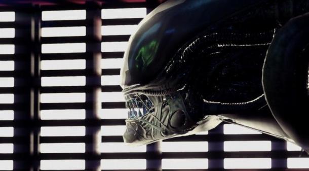 《异形:隔离》早前开发版本演示 最初设计为第三人称