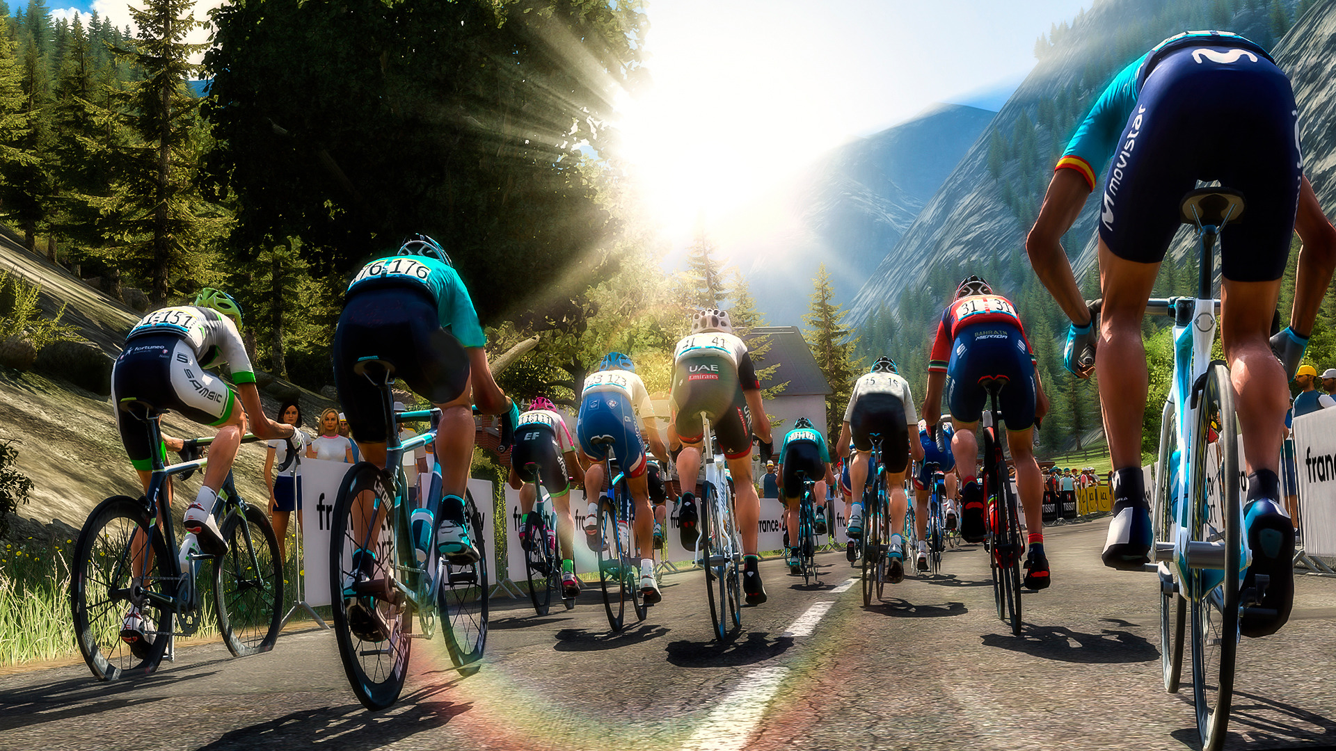 职业自行车队经理2018图片