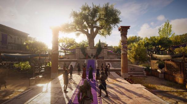 《战神4》导演:开放世界游戏我们做不过育碧和Rockstar