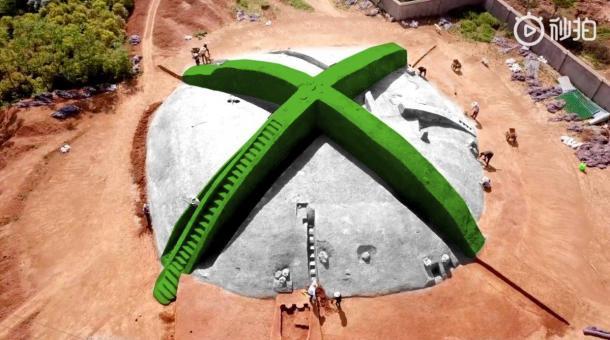 秦朝土墩神似Xbox logo引热议 Xbox官方:这是Xbox 220 BC