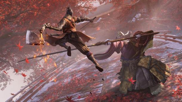 《只狼》有技能树系统 死亡不掉落金钱!无多人要素