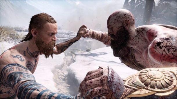 《战神4》没有DLC 游戏总监:野心大做了等于新游