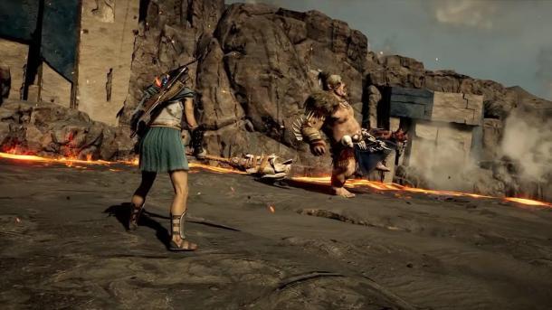 《刺客信条:奥德赛》DLC袖剑之传承第二章15号上线