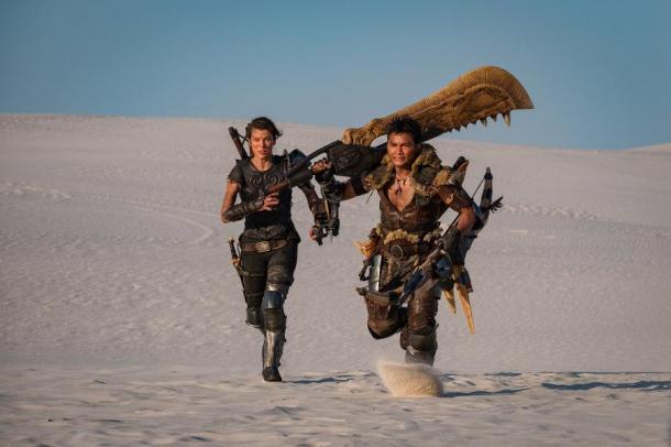 《怪物猎人》电影定档2020年米拉联手托尼贾
