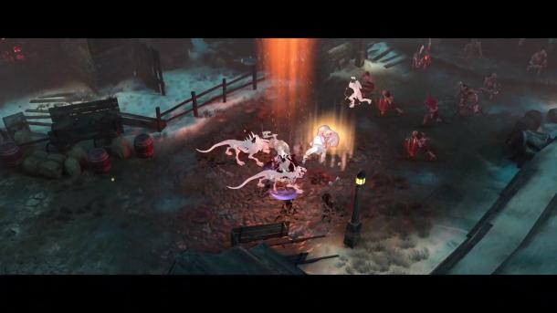 《战锤:混乱之刃》预购宣传片欣赏 上市日期确认