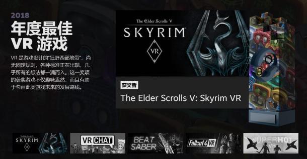 2018 Steam大奖揭晓!《绝地求生》斩获年度游戏