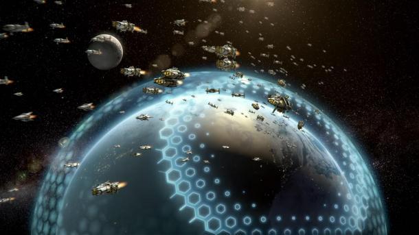 """《银河文明3》新DLC""""惩罚""""即将发布 全新势力登场"""