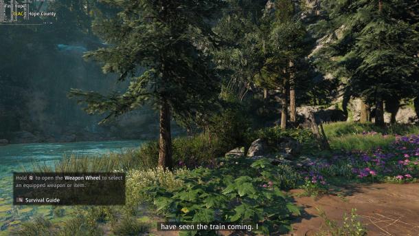 《孤岛惊魂:新曙光》4K分辨率极限画质截图展示