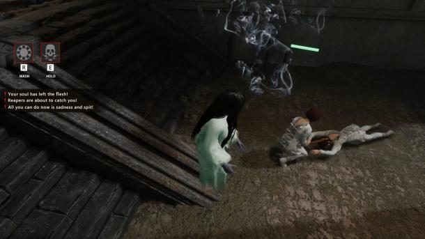国产恐怖游戏《瞑目》3月13日发售 神似黎明杀机
