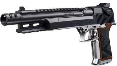 酷炫极致!名厂推出《生化危机2:重制版》超仿雷鹰空气枪