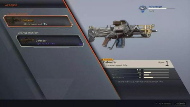 《圣歌》出现大BUG:新手步枪4发伤害吊打大师级武器