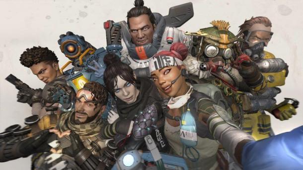 《Apex英雄》超35万PC玩家被封号 滥发小广告问题研究中