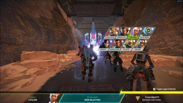 《APEX英雄》服务器连接超时 玩家发现隐藏的休息室