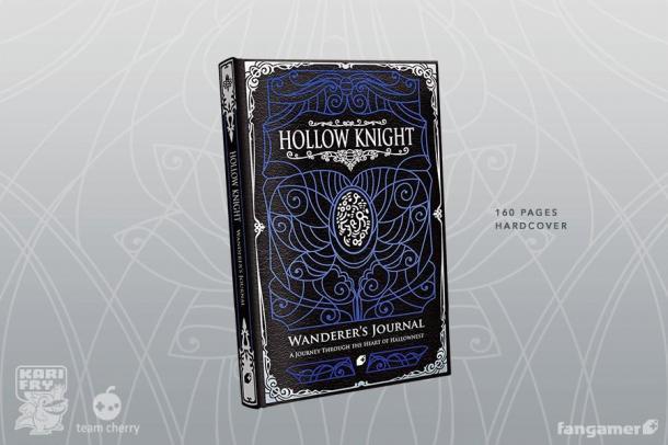 《空洞骑士》实体典藏版公布 内容精美值得收藏